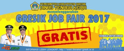GRESIK JOB FAIR 2017